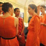 Nihil Obstat y Yono Taola. Off de la Mercedes Benz Fashion Week