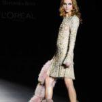 Teresa Helbig ganadora del Premio L'Oréal a la mejor colección