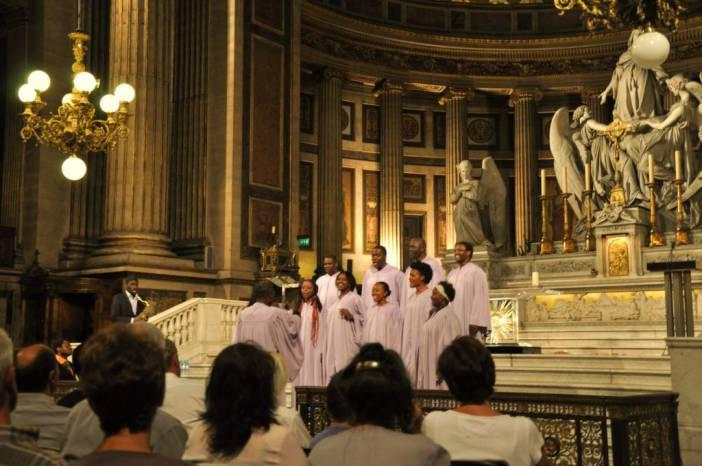Gospel Dream. La Madeleine. Fotografía de Rocío Pastor Eugenio. WOMANWORD