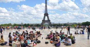 Paris by WOMANWORDq