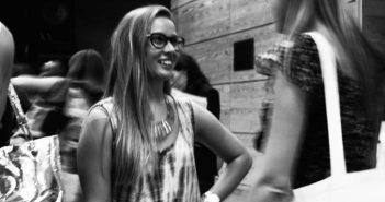 WOMANWORD en las Jornadas de Blogs de Moda. Fotografía por Gisela Intimates