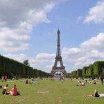 Un día de paseo por París