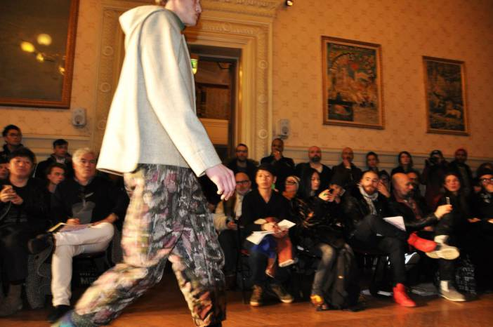Walter Van Beirendonck: Shut Eyes Show. Photo by Rocío Pastor Eugenio. WOMANWORD All Rights Reserved