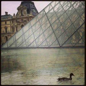 Paseando por París con WOMANWORD