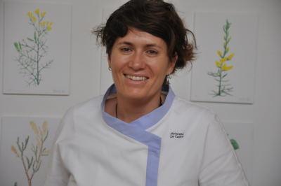 Entrevista a Macarena de Castro: Una chef con dos dedos de frente