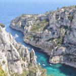 Cassis. Les Calanques: Trekking Route por la Provenza