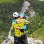 Provenza: Un día de escalada en la Vía Ferrata