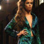 Serkan Cura Couture: Pájaros del Nilo