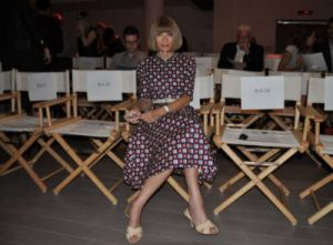 Ana Wintour by WOMANWORD