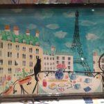 Arte Urbano en la ciudad del amor