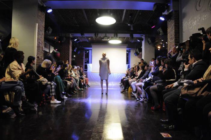 Corrie Nielsen Catwalk by Fotografía de/ por © Rocío Pastor Eugenio. ® WOMANWORD
