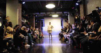 Corrie Nielsen Catwalk Paris Fashion Week by WOMANWORD