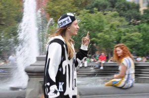 Real Street Style in NYC by WOMANWORD