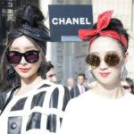 SS15: Between the Main Door of Chanel and Jean Paul Gaultier