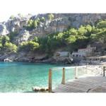 Pensamientos de una viandante 8: Un baño en La Calobra. Mallorca