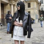 Street Style at Lanvin Paris Fashion Week