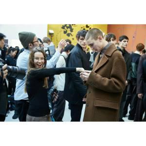 WOMANWORD cubriendo la Fashion Week