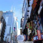 WOMANWORD pasea por New York