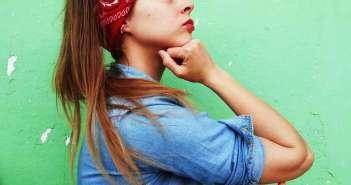 Autorretrato © Rocío Pastor Eugenio ® WOMANWORD