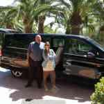 Mi chófer privado en Ibiza