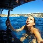 Cuttybandistas en las costas de Ibiza