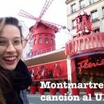 Montmartre y una canción al ukelele