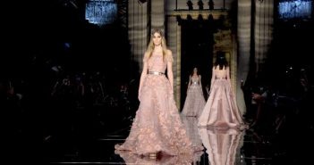 Zuhair Murad by WOMANWORD at Hotel Potocki PFW16
