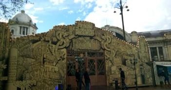 Gran Teatro Príncipe Pío by WOMANWORD