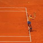 Rafa Nadal en el Open de Tenis | WOMANWORD