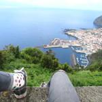 Sao Jorge a Vista de Instagram