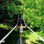Cáceres Vlog: Hervás. Una tirolina y yo
