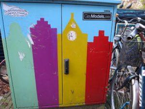 Ámsterdam: Street Art WOMANWORD
