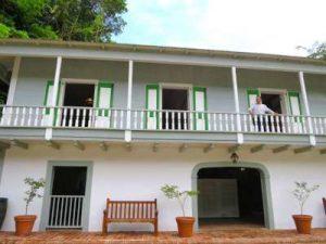 WOMANWORD en la Hacienda Buena Vista. Puerto Rico.