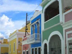 WOMANWORD en Puerto Rico, primer paseo por San Juan Parte uno