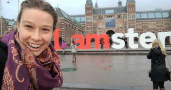 WOMANWORD Iamsterdam Museumplein Amsterdam