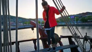WOMANWORD in Atyla Ship