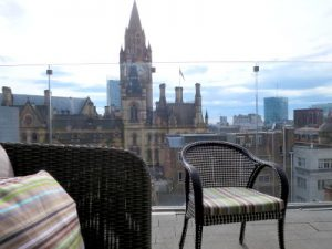 WOMANWORD in Manchester at King Street Townhouse Hotel