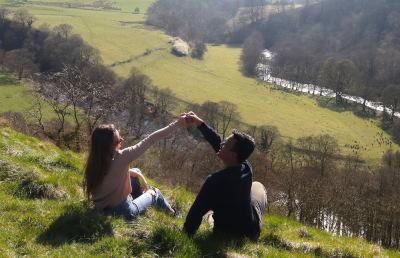 Wales OMGBLegends Trip: WOMANWORD en Gales