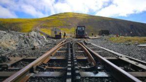 WOMANWORD in Snowdonia Uk Wales