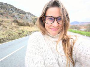 Mayburgh Henge WOMANWORD in Wales