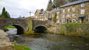 Beddgelert WOMANWORD in Wales