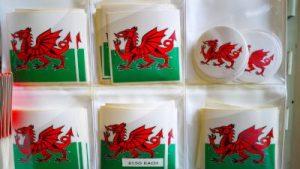 Bandera Oficial WOMANWORD in Wales