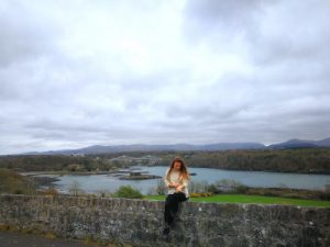 Nant Gwyant WOMANWORD in Wales