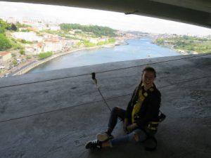 Climb the Bridge with WOMANWORD in Porto, Portugal