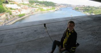 Climb the Bridge with WOMANWORD in Porto, Portugal