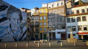WOMANWORD in Street Art. WOMANWORD in Porto