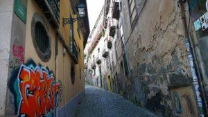 WOMANWORD in Street Art. WOMANWORD in Porto