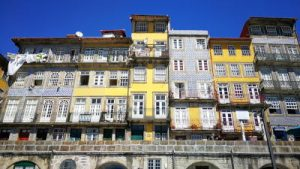 WOMANWORD in Porto. Río Duero, Gaia, Foz y Ribeira