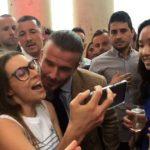 El Beso de Beckham y WOMAWORD
