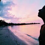 Jamaica y sus cielos rosa